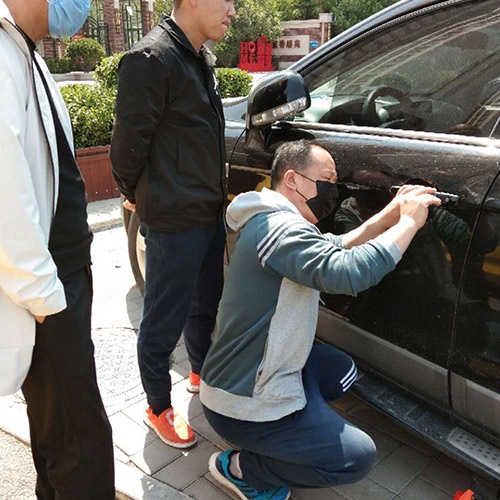 开汽车锁配钥匙培训