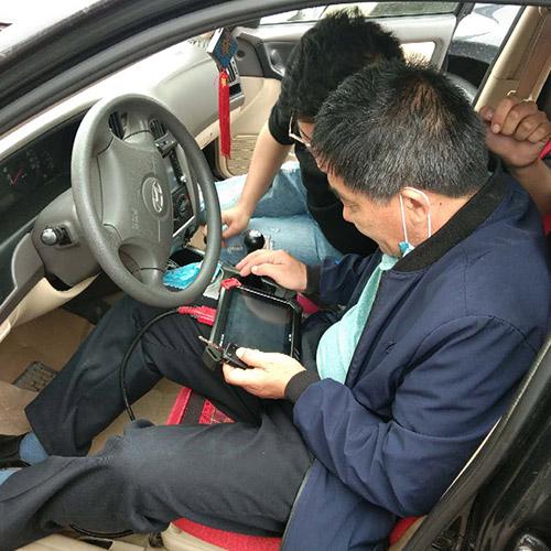 汽车解码遥控器培训