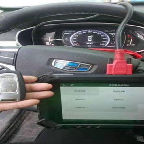 开汽车钥匙培训学校